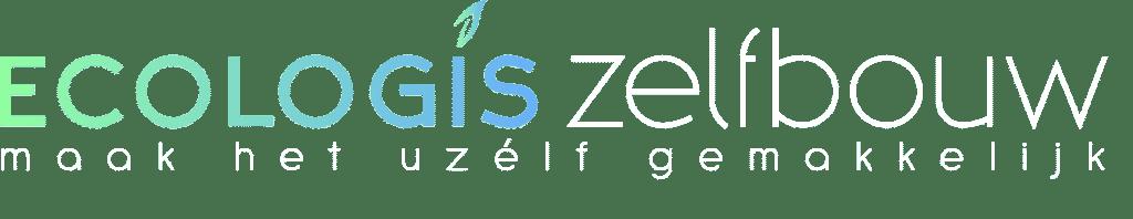 Logo ecologis zelfbouw maak het uzelf gemakkelijk